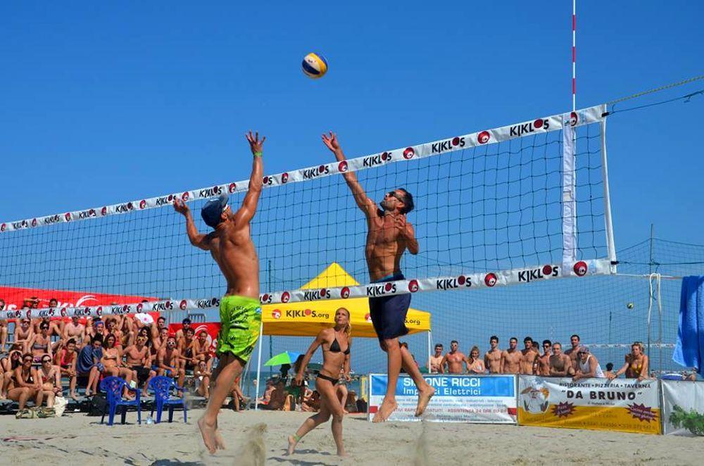 Kiklos-Sand-Volley